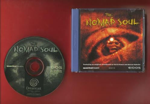 9q Nomad Soul Dreamcast a